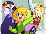 the Legend Of Toon Link