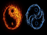 Yin and Yang - Fire and Water