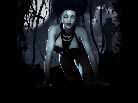 Gothic Vampire Backgrounds Gothic Vampire Woman