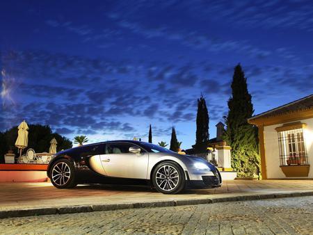 Bugatti Veyron Super Sport 2011 - bugatti, supercars, veyron, super sport