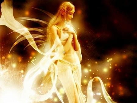 light fairies wallpaper - photo #4