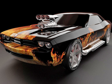 Dodge Challenger - cars