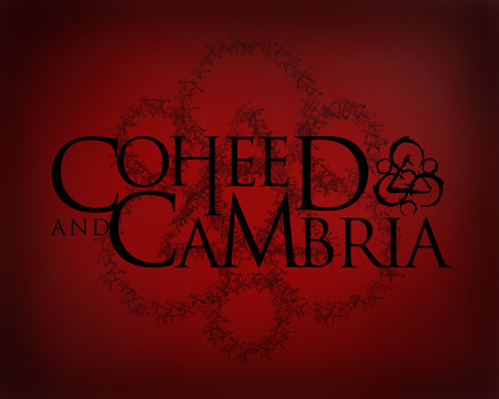 Coheed And Cambria Wallpaper - digital, coheed and cambria, music, band, metal, red