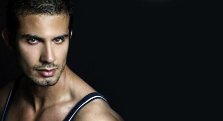 Italian model - italian, model, men, face