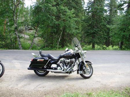 THE KING - road king, south dakota, harley, blackhills