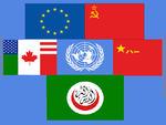 NEW ORLD ORDER -FLAG