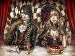 Vampire dessert