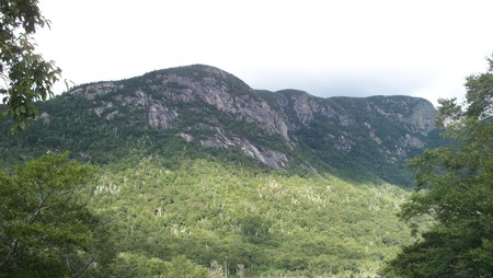 Franconia Notch - coos, white mountains, nh, new hampshire
