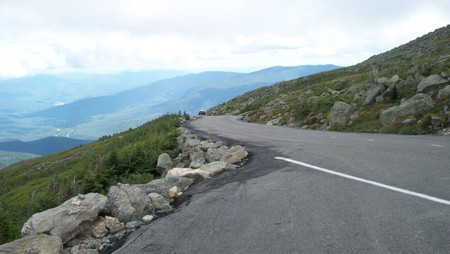 MT Washington Auto RD - coos, white mountains, nh, new hampshire