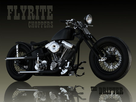 the drifter - motorcycles, harley davidson, choppers, bikes