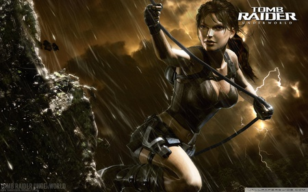Tomb raider - croft, game, lara, best