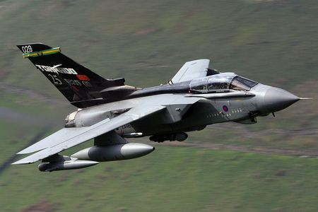 Panavia Tornado - royal air force, raf, jet, panavia tornado