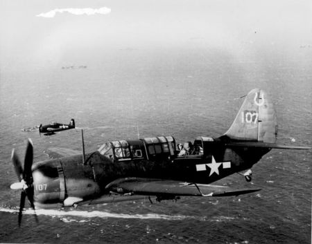 SB2C Curtis Helldiver - bomber, ww2, navy, curtiss