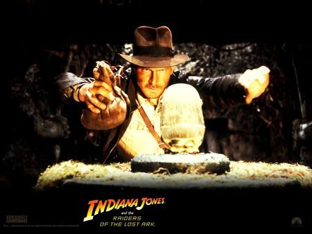 Raiders of the Lost Ark - fantasy, classic movies, adventure, romance, raiders of the lost ark, action, cinema, indiana jones