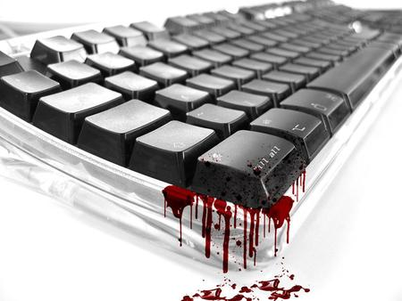 Bloody Keyboard