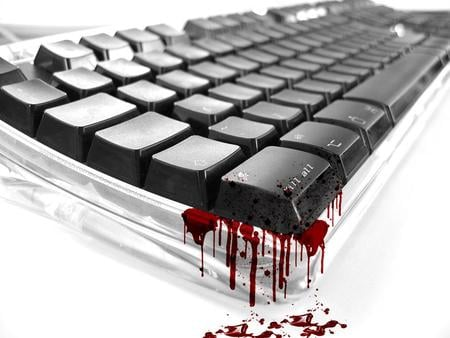 Bloody Keyboard - bloody, keyboard