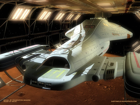 Star Trek Voyager Episode Relativitt - relativitt, voyager, episode relativitt, star trek, enterprise, sci fi
