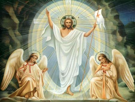 Our Lord - religiously, christian, religious, foretime, easter, jesus, holly day, alive, tradition, live, holiday, traditional, religion, past, generations, happy easter, history
