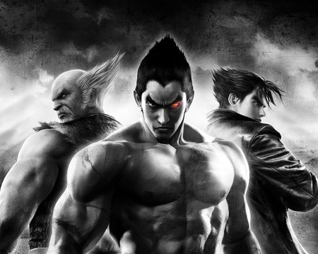 Heihachi Kazuya Jin Tekken Video Games Background Wallpapers On Desktop Nexus Image 570273