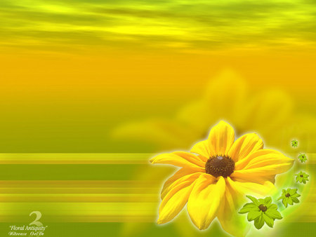 Floral beauty in yellow flowers nature background wallpapers on floral beauty in yellow flower yellow petals light green mightylinksfo
