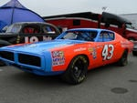 Richard Petty Charger Nascar race car