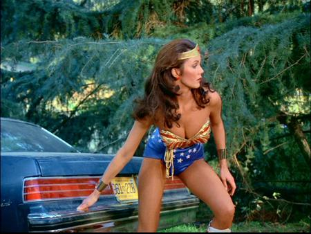 Wonder Woman - Lynda Carter - babe, hero, fun, woman, other