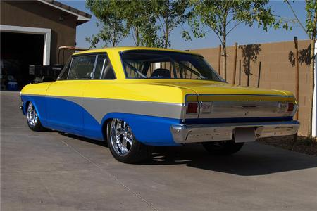 1965 Chevrolet Nova - chevy, custom, classic, muscle car, nova