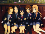 K-ON! Group Shot