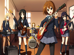 K-ON! Jamming in High Quality