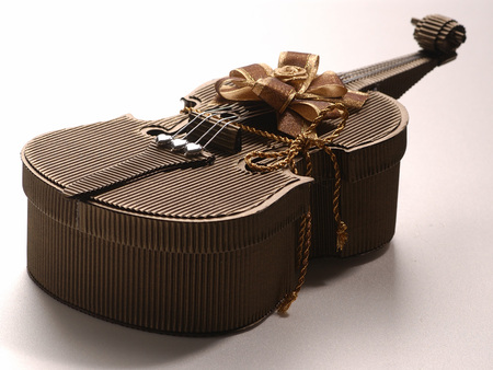 Chocolate Violin Other Nature Background Wallpapers On Desktop