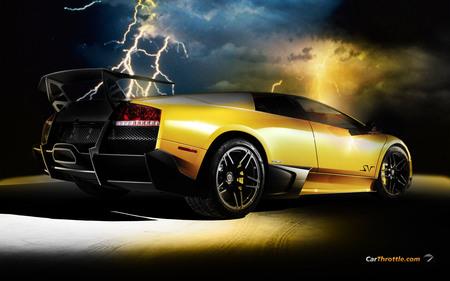 Lamborghini Murcielago Lp670 4 Sv