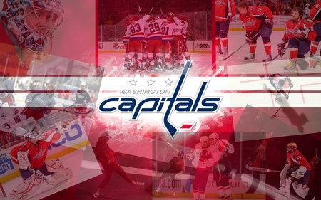 Washington Capitals - hockey, varlamov, washington, caps, capitals, red, rock the red, backstrom, ovechkin, winter classic