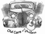 Old Cars and Guitars