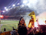 BSC YOUNG BOYS PYRO SHOW