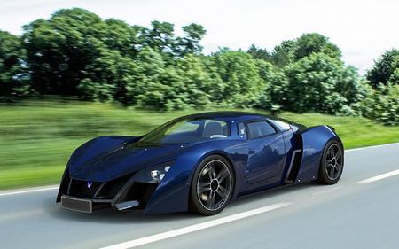 Marussia - cool, concept, fast, sport, marussia