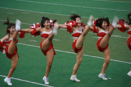 Sexy Japanese Girls Dancing