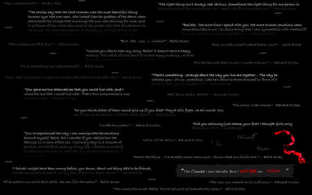 More Twilight Quotes - Movies & Entertainment Background ...