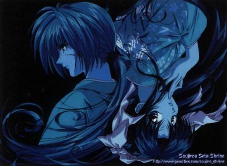 Samurai X Rurouni Kenshin Anime Background Wallpapers On Desktop Nexus Image 580027