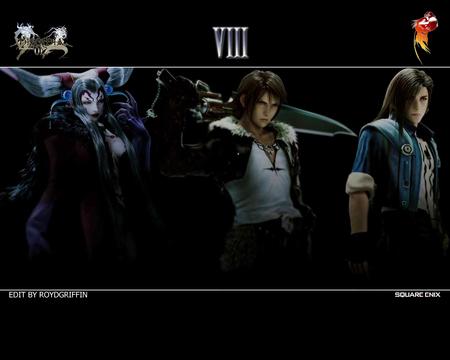 Final fantasy viii final fantasy video games background wallpapers on desktop nexus image - Ffviii wallpaper ...