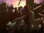 Sephiroth & Yuna