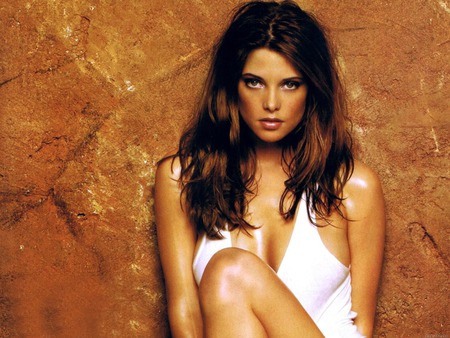 Ashley greene sexy wallpaper