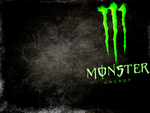 Monster Energy - Black