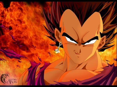 Prince Vegeta Dragonball Anime Background Wallpapers On Desktop Nexus Image 582161