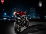 Ducati in Night