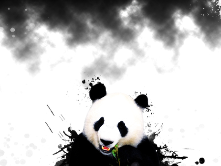 Panda 3d And Cg Abstract Background Wallpapers On