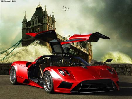 Pagani Huayra - Other & Cars Background Wallpapers on Desktop Nexus