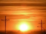 Powered Sunset