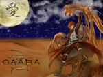 Gaara Demon of the desert