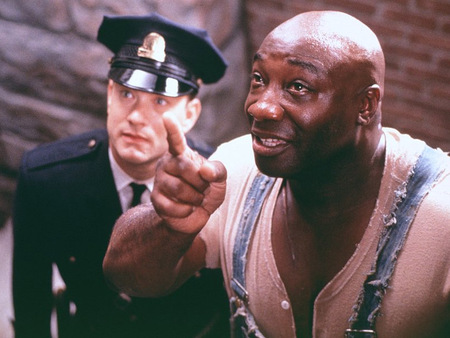 The Green Mile - other, movie, actor, men