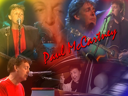 Paul McCartney - beatles, musician, guitar, classic rock, pop rock